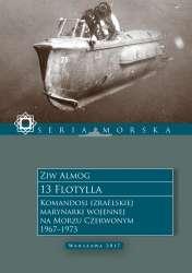13_Flotylla._Komandosi_izraelskiej_marynarki_wojennej_na_Morzu_Czerwonym_1967_1973