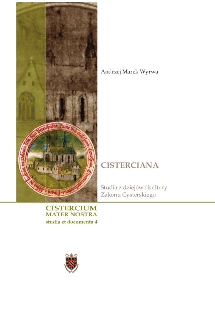 Cisterciana._Studia_z_dziejow_i_kultury_Zakonu_Cysterskiego