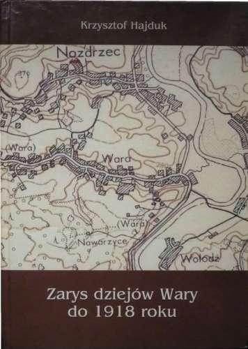 Zarys_dziejow_Wary_do_1918_roku