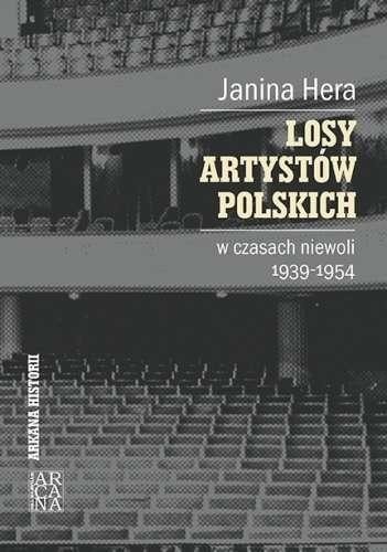Losy_artystow_polskich_w_czasach_niewoli_1939_1954