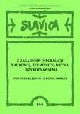 Slavica_144._Z_zagadnien_informacji_naukowej__terminoznawstwa_i_jezykoznawstwa