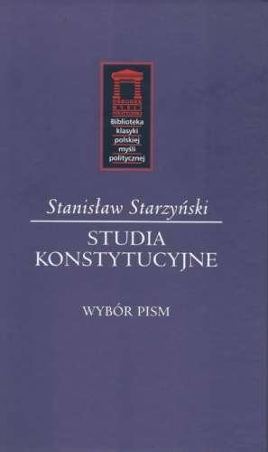 Studia_konstytucyjne._Wybor_pism