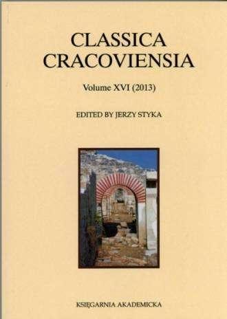 Classica_Cracoviensia_2013__t._16