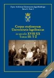 Corpus_studiosorum_Universitatis_Iagellonicae__t._III__T_Z