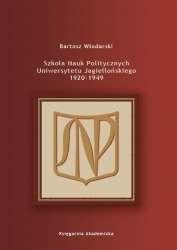 Szkola_Nauk_Politycznych_Uniwersytetu_Jagiellonskiego_1920_1949
